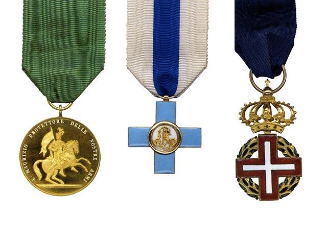 Compro medaglie militari